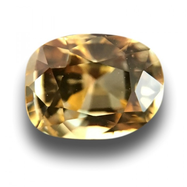 Natural Yellow sapphire |Loose Gemstone|New| Sri Lanka