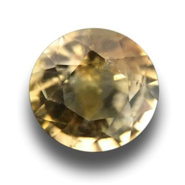 Natural Yellow Sapphire | Loose Gemstone | Sri Lanka Ceylon - New
