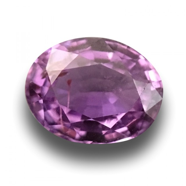 Natural purplish Pink sapphire |Loose Gemstone|New| Sri Lanka