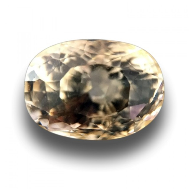 Natural Unheated Yellow Sapphire Sapphire|Loose Gemstone|Ceylon - New