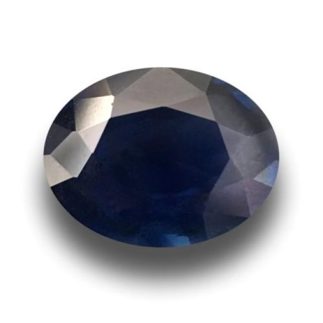 Natural Unheated Blue Sapphire|Loose Gemstone|Ceylon-NEW