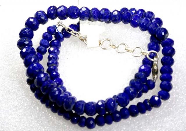 105CTS BLUE LAPIS BEADS  PG-2199
