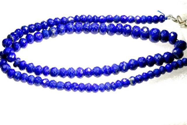 120CTS BLUE LAPIS BEADS  PG-2203