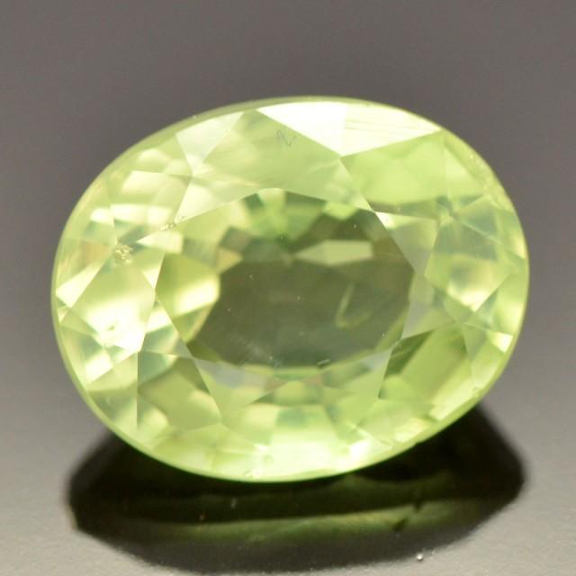 2.72cts Mint green Grossular garnet Merelani (HH3)