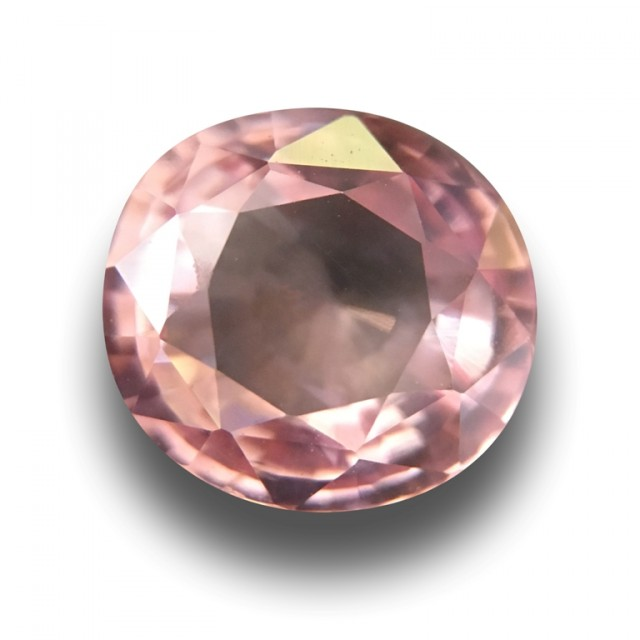 2.22CTS   Natural Unheated Pink Sapphire  Loose Gemstone New  Sri Lanka