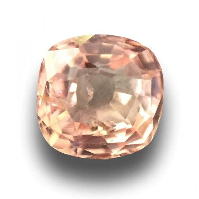 Natural Unheated Orange Sapphire |Loose Gemstone| Sri Lanka-New