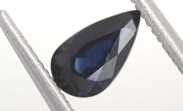 0.83 CTS AUSTRALIAN BLUE SAPPHIRE GEMSTONE TBM-1250
