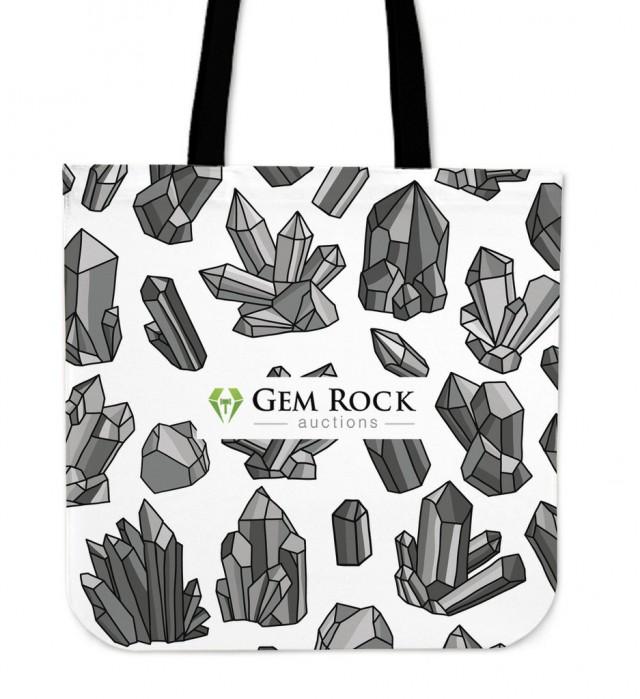 Official Gem Rock Auctions Tote Bag