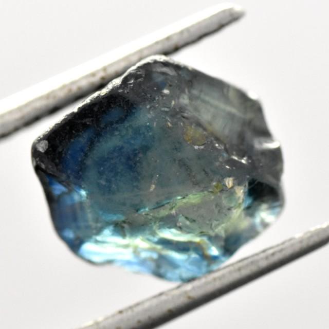 5.86cts Clean Australian Sapphire Facet Rough (RSA484)