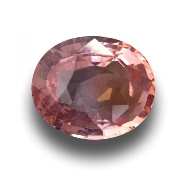 Natural Padparadscha |Loose Gemstone| Sri Lanka-New