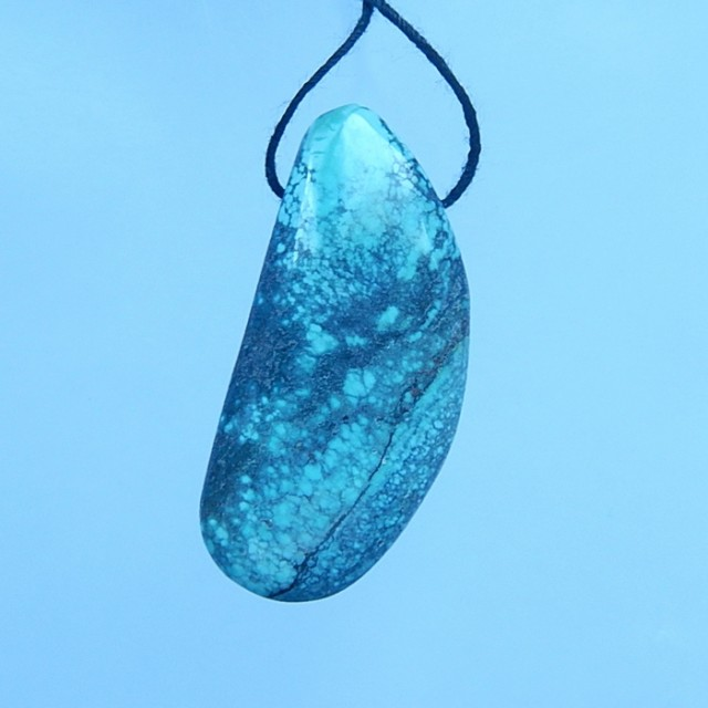 48.5ct Natural Turquoise Pendant(17071307)