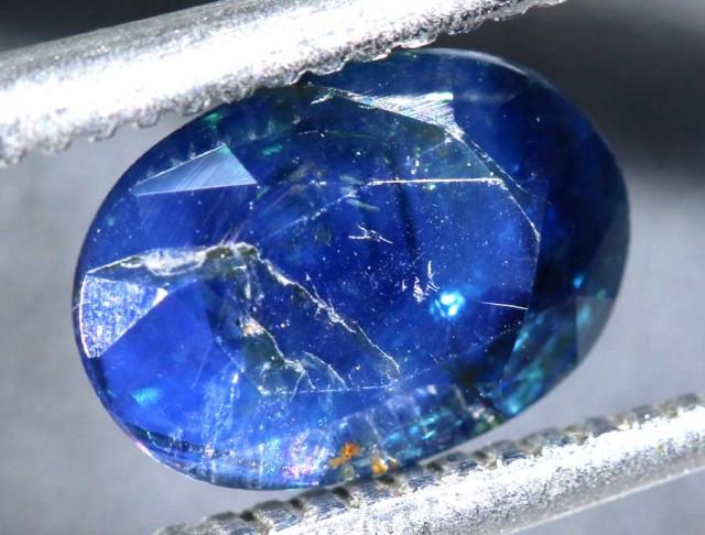 1.51CTS UNHEATED AUSTRALIAN BLUE SAPPHIRE CERTIFIED TBM-1317