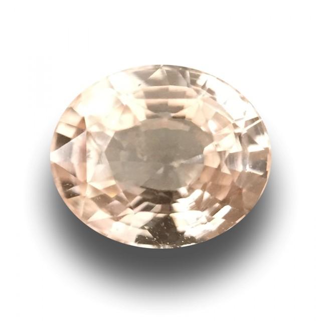 Natural Unheated Padparadsha |Loose Gemstone| Sri Lanka-New