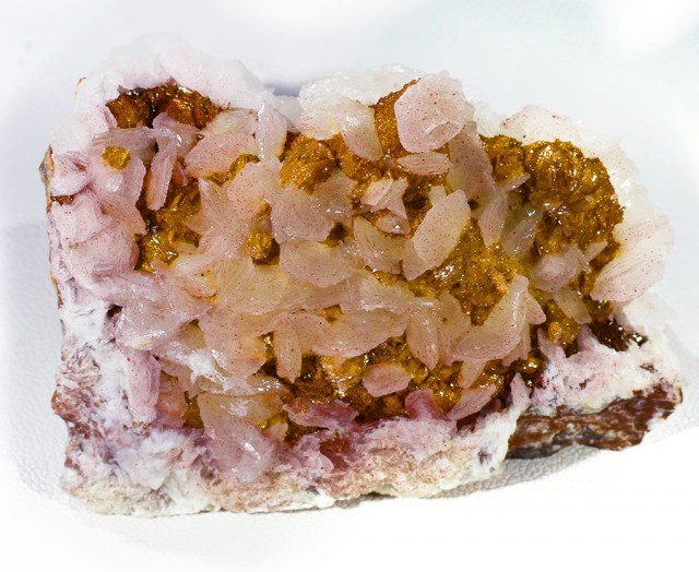 450Cts Nice Calcite  from Tasmaian Specimen PL 1388