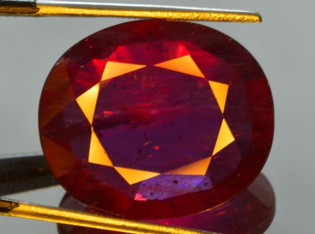 25.20 ct natural beautiful ruby gemstone