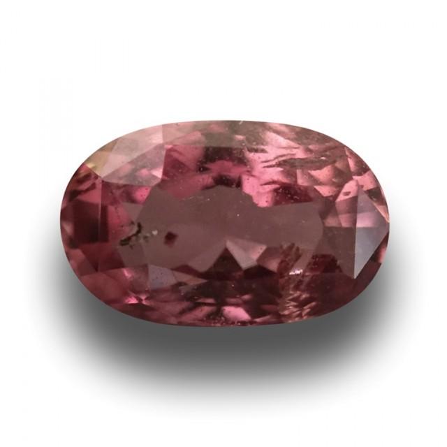 Natural Unheated Orangis Pink Sapphire|Loose Gemstone|New|Srilanka