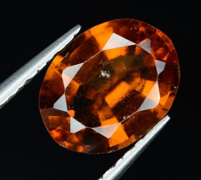 2.05 Cts Natural Orange Garnet @ Africa