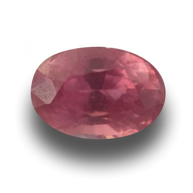 1.1 CTS | Natural Unheated Pink sapphire|Loose Gemstone|Certified|Ceylon-NE