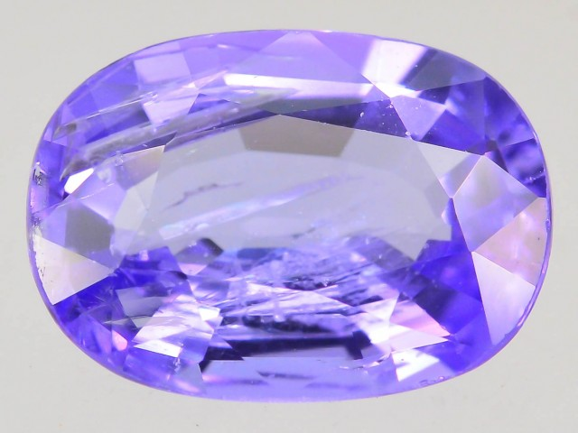 purple gem tanzanite close gallery