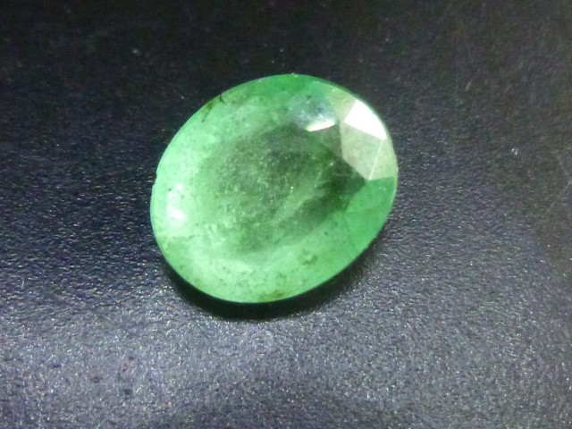 1.35cts  Emerald , 100% Natural Gemstone