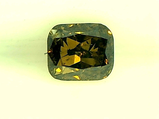 0.26cts  Green Diamond , 100% Natural Untreated