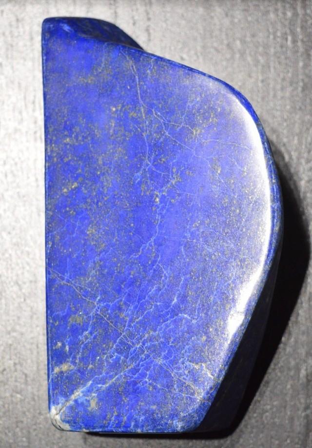 Lapis lazuli - 865 grams - Afghanistan