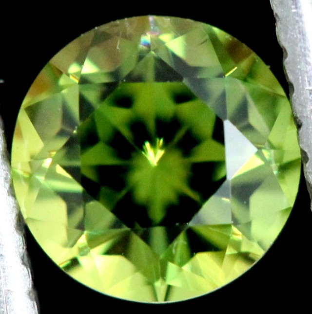 0.80 CTS AUSTRALIAN GREEN SAPPHIRE FACETED  PG-2271