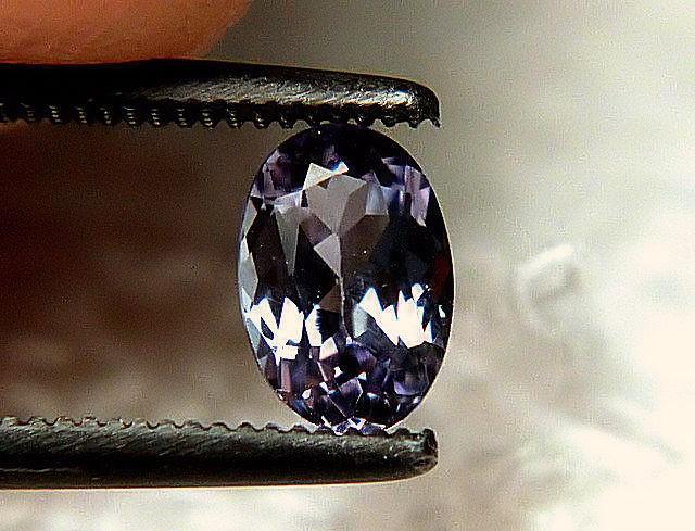 0.62 Carat VVS Tanzanite - Small and Pretty