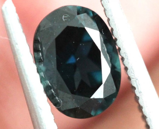 1.1 CTS AUSTRALIAN BLUE SAPPHIRE FACETED  PG-2297