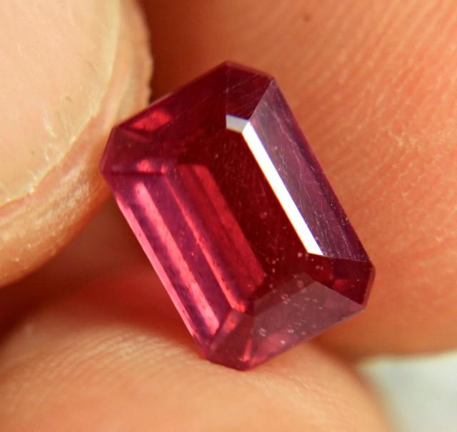 3.50 Carat Fiery Ruby - Superb