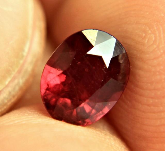 2.69 Carat Fiery Ruby - Gorgeous