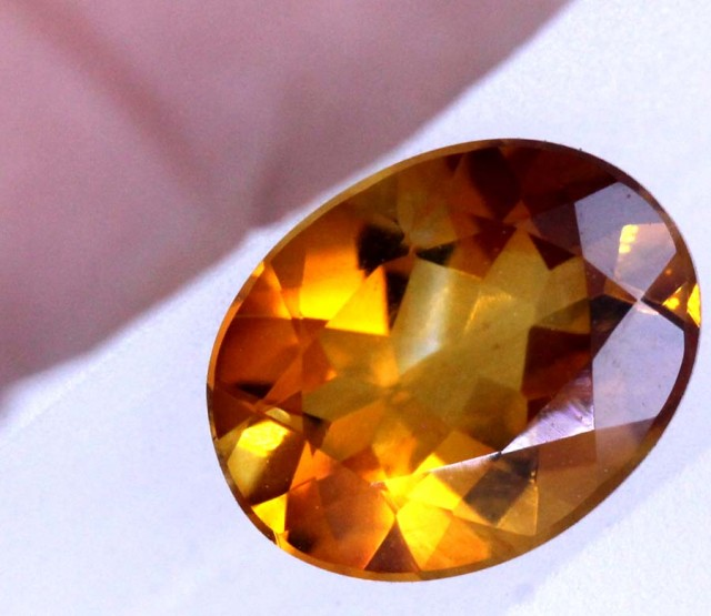 1.65 CTS CITRINE NATURAL FACETED CG-2250