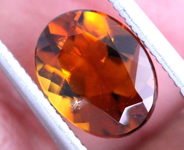 1.65 CTS CITRINE NATURAL FACETED CG-2255