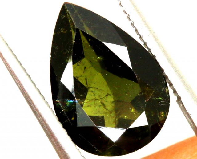 3.7CTS TOURMALINE FACETED STONE PG-2305