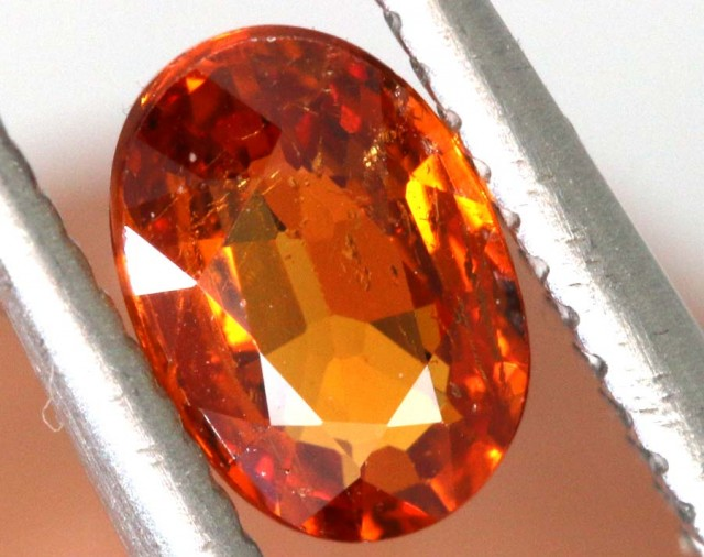 0.60CTS GARNET FACETED STONE PG-2308