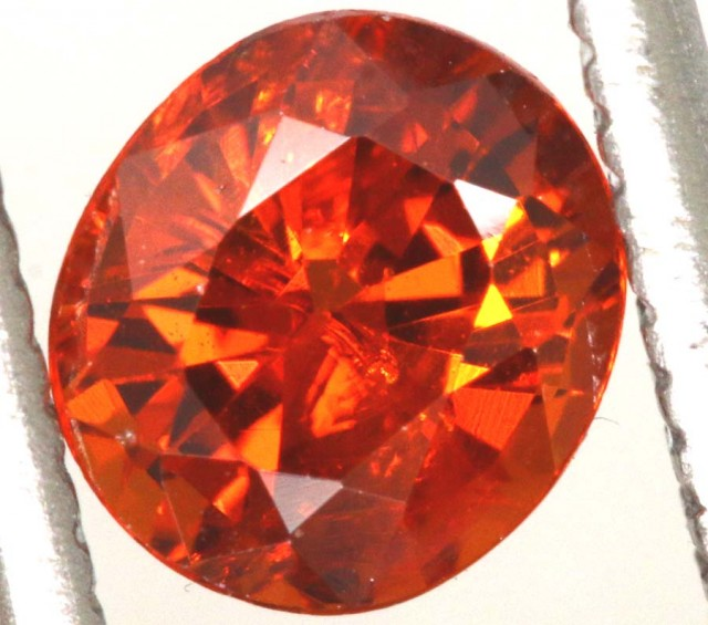 1.00CTS GARNET FACETED STONE PG-2317