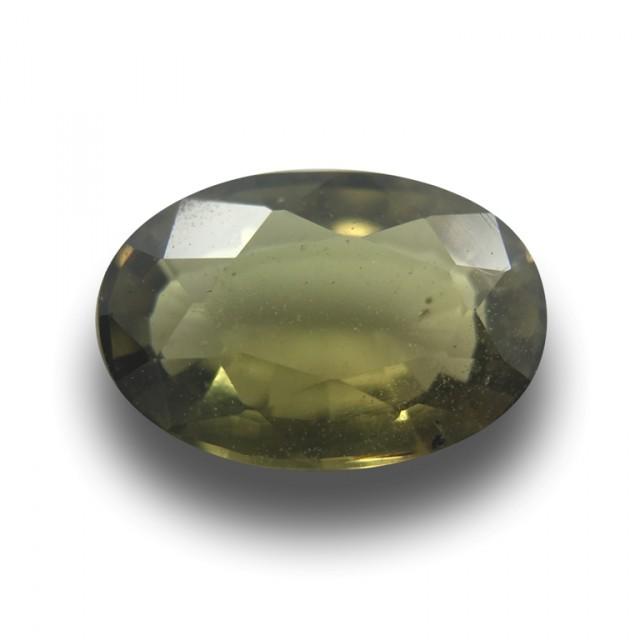 Natural Green Sapphire  Loose Gemstone New  Sri Lanka