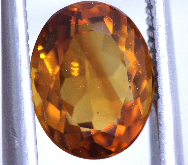 2 CTS CITRINE NATURAL FACETED CG-2277