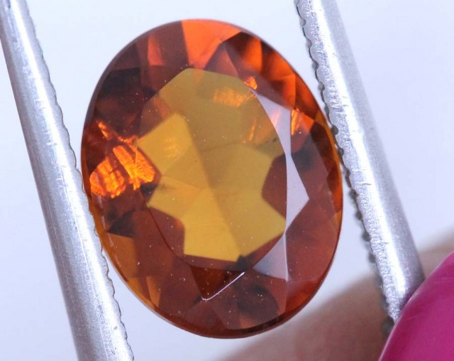 1.65 CTS CITRINE NATURAL FACETED CG-2285