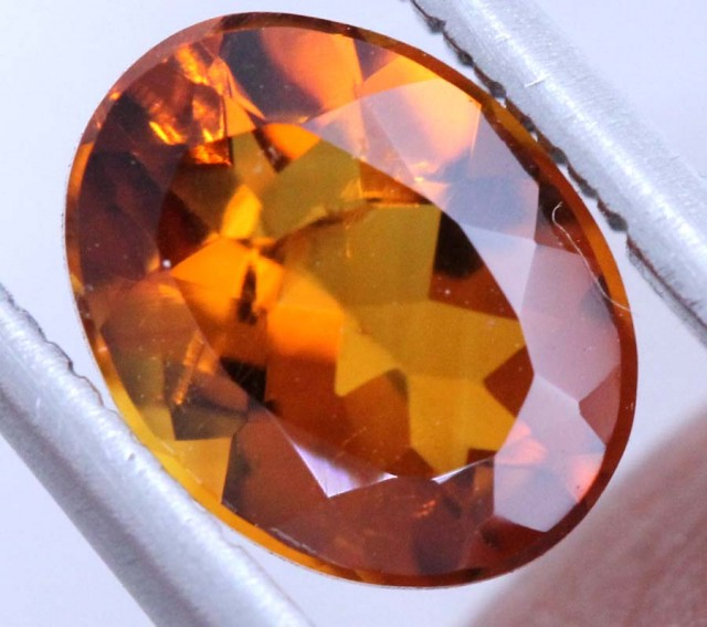 1.65 CTS CITRINE NATURAL FACETED CG-2289