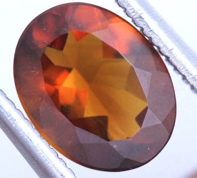 1.55 CTS CITRINE NATURAL FACETED CG-2294