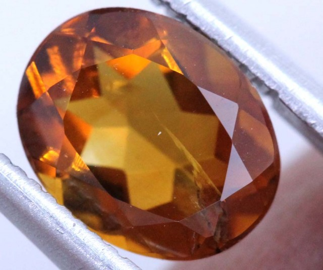 1.85 CTS CITRINE NATURAL FACETED CG-2295