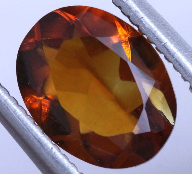 1.5 CTS CITRINE NATURAL FACETED CG-2296