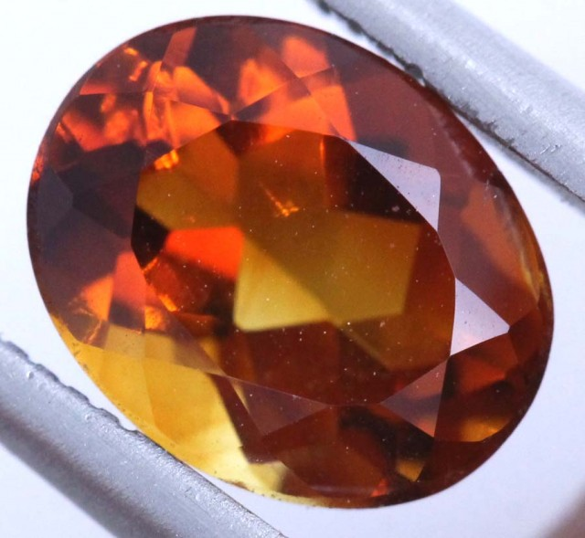 2.05 CTS CITRINE NATURAL FACETED CG-2299