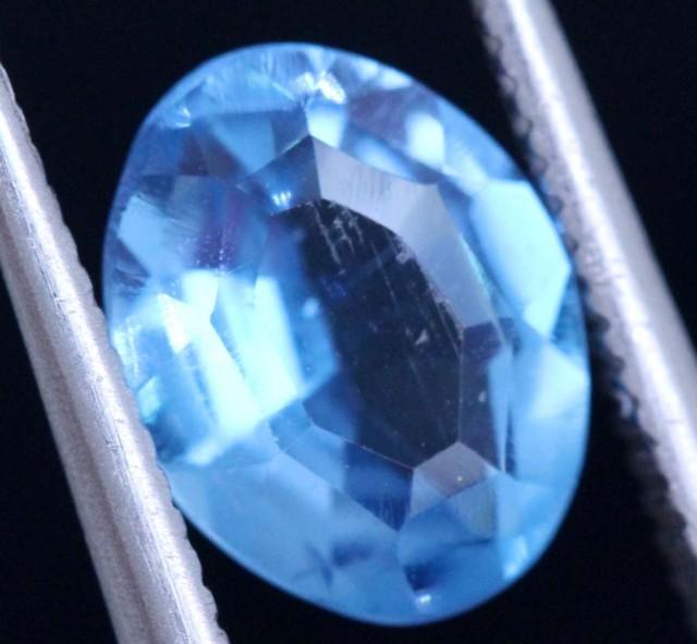 2 CTS BLUE TOPAZ STONE  CG-2306