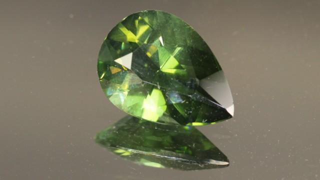 3.70ct Green Zircon