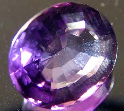 AMETHYST NATURAL FACETED STONE 8.05 CTS FN 3067 (L0-GR)
