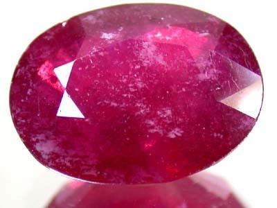 GRADE SELECTED RUBY 9.40 CTS GW 864