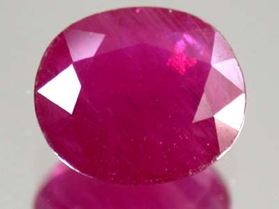 HIGH GRADE SELECTED RUBY 3.20 CTS GW 689