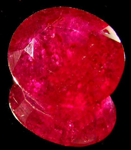 FREE SHIP   HIGH GRADE SELECTED RUBY 5.70 CTS GW 713